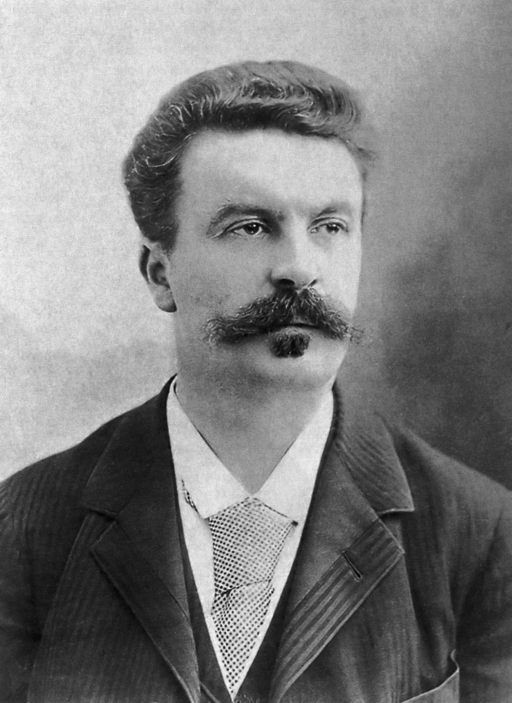 THE QUESTION OF LATIN by Maupassant