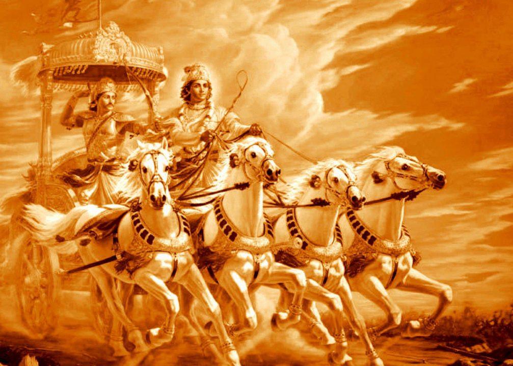 Bhagavad Gita – A Muslim Perspective by AZEEM USMANI
