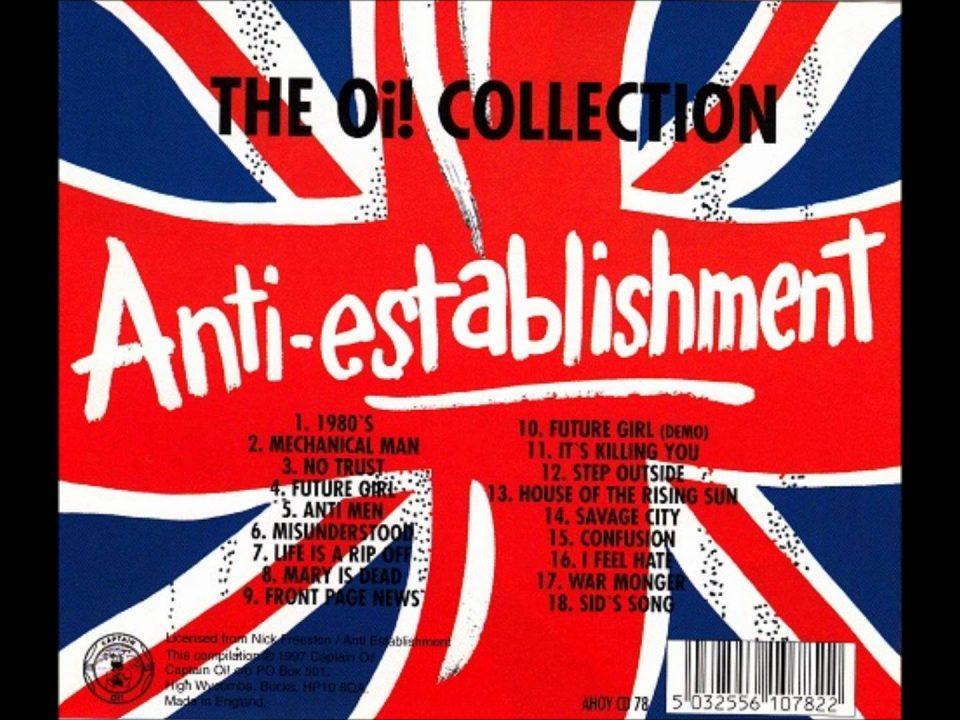 Establishment or Anti-Establishment; Myths & Ironies by WAQAR QURESHI
