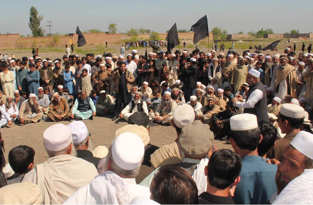 Humanitarian costs of operations in FATA by AIMAL KHATTAK