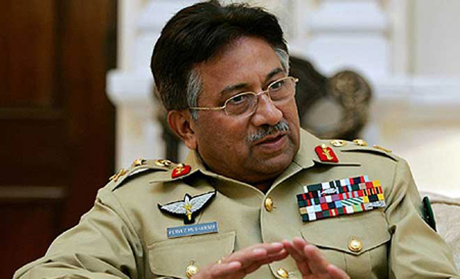 """""""DICTATORSHIP IS GOOD"""" AS BELIEVED BY MUSHARAF"""