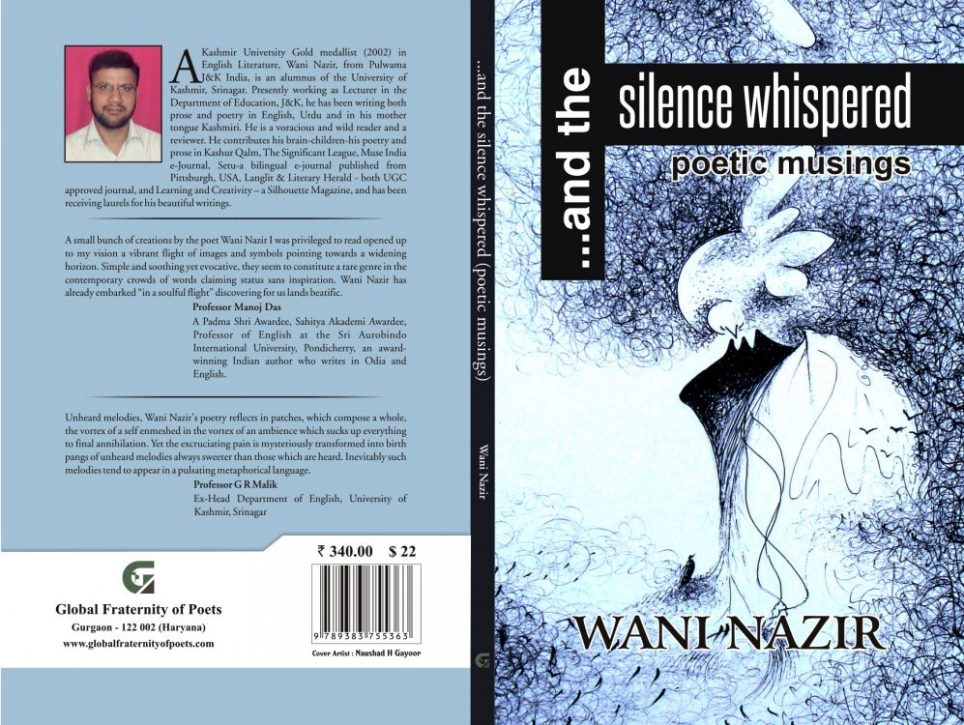 When Silence Whispered: A Book review by Perveiz Ali