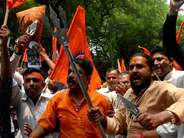 Hindu Extremism in India BY KHALID UMAR