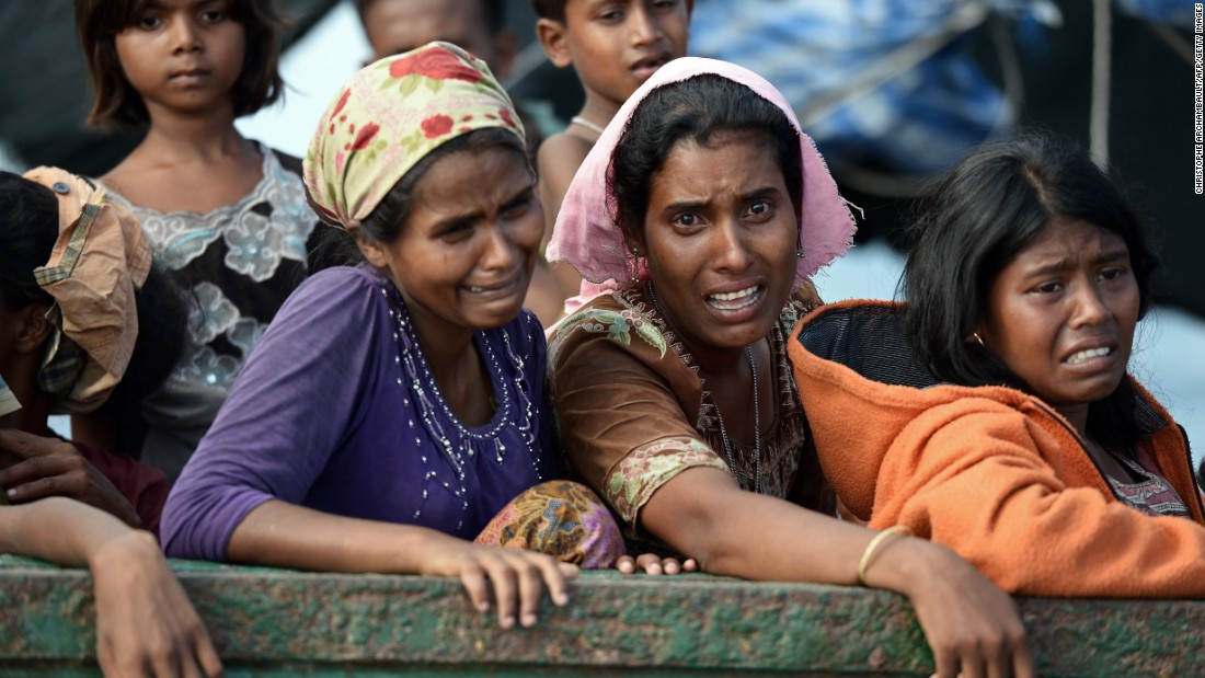 Rohingyas: The Persecuted Minority by ASHRAF LONE