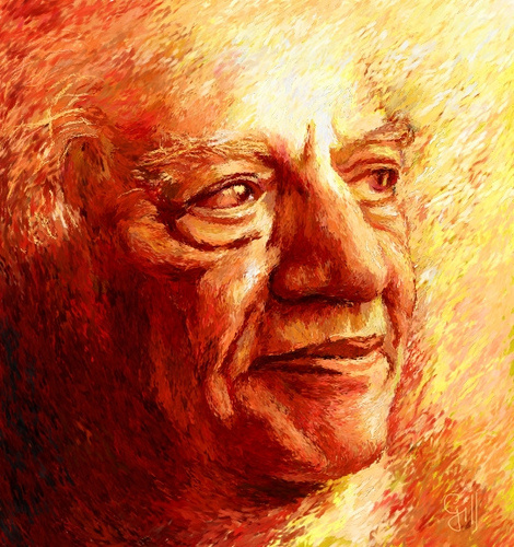 Remembering Faiz by SATYAPAL ANAND (2)