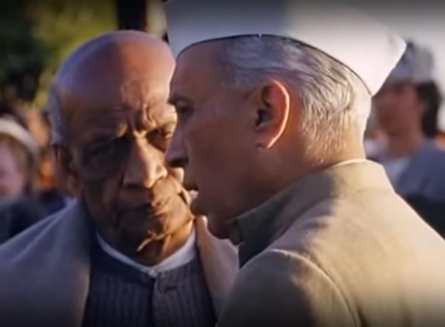 Sardar Patel and Pundit Nehru, 15 August 1947