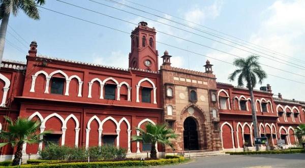 Aligarh Muslim Universtiy was founded by Sir Syed Ahmed Khan. Image credit: RV Murthy/The Hindu