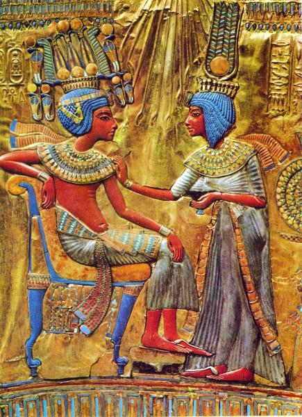 Tutankhamun & Ankhsenamun
